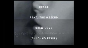 Drake  Crew Love (Shlohmo Remix) Ft The Weeknd