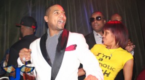 Juelz Santanas 30th Birthday Party At Hiro Ballroom in NYC (Video)
