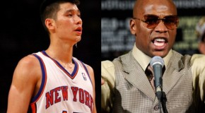 Floyd Mayweather Under Fire For Race Comment On Jeremy Lin & Defends What He Said