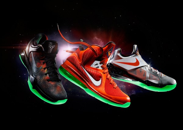 nike-basketball-2012-nba-all-star-game-collection-officially-unveiled-1-600x428 Lebron, Kobe & Durant's Nike Basketball All Star Game Sneakers