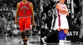 Derrick Rose May Not Play in the All Star Game., Should Jeremy Lin Take His Spot???