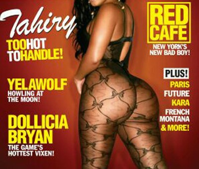 Tahiry Body Is Crazy On The Cover Of Smooth Magazine