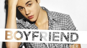 Justin Bieber  Boyfriend (Prod. by Mike Posner)