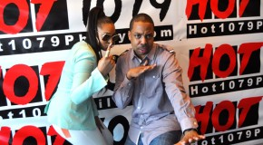 Ashanti (@Ashanti) Interview on @Hot1079Philly With @QDEEZYDOTCOM, She Dodges The Nelly Question