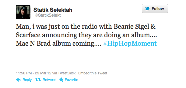 Screen-Shot-2012-03-30-at-5.37.42-AM Beanie Sigel (@BeanieSigelSP) & Scarface (@BrotherMOB) Will Be Dropping An Album Together
