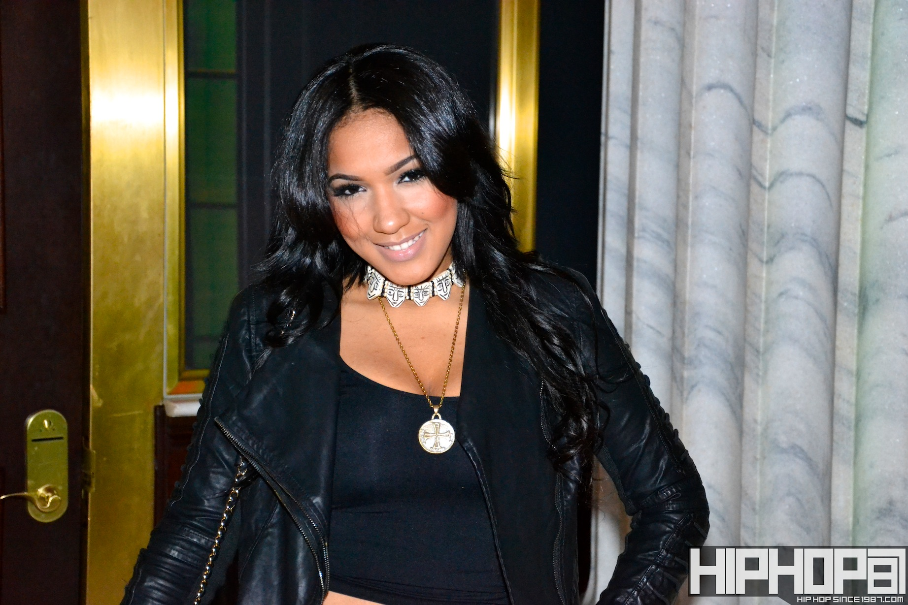 Yaris-Sanchez-3-18-12-4 Yaris Sanchez (@Yaris_Sanchez) Visits Club Onyx In Philly (3/18/12) Photos