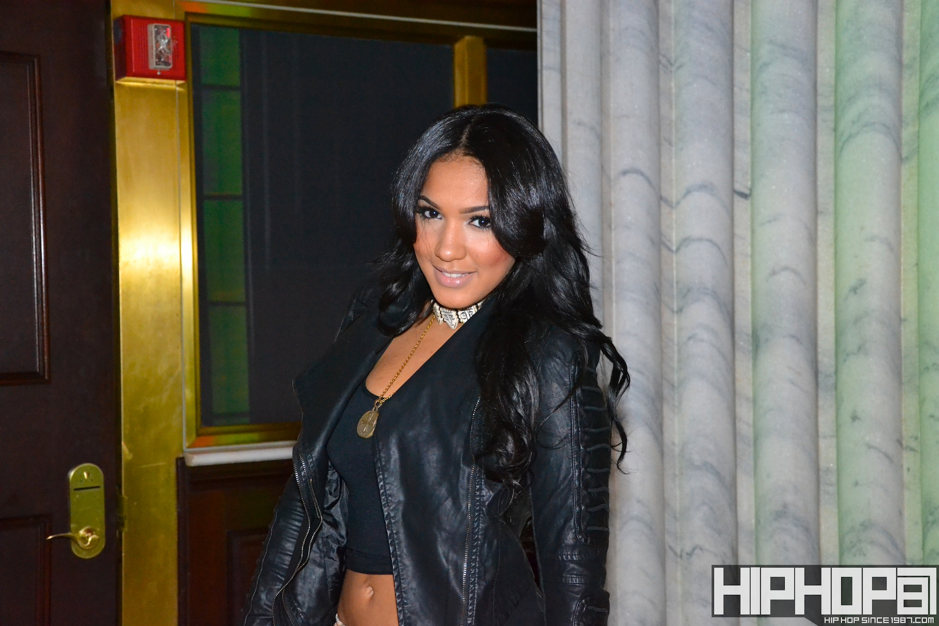 Yaris-Sanchez-3-18-12-6 Yaris Sanchez (@Yaris_Sanchez) Visits Club Onyx In Philly (3/18/12) Photos