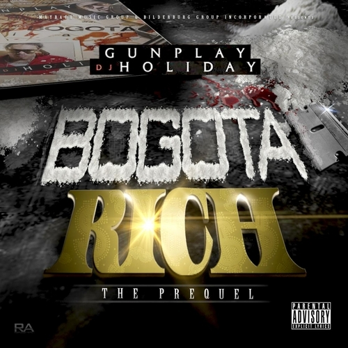 bogota-rich-the-prequel-cover Gunplay - Bogota Rich: The Prequel (Video)