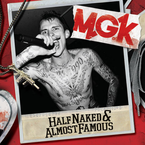 half-naked-almost-famous-cover Machine Gun Kelly - Warning Shot Ft. Cassie