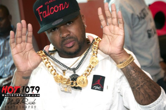 image4 How Many Celebrities Has The Dream Slept With? (Video via @Hot1079Philly)