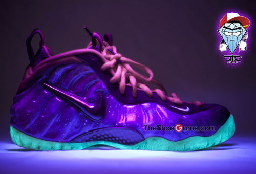 promo code 79a78 28e1f uk nike foamposite galaxy sick 78064 51d12