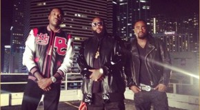 Rick Ross, Wale, Gunplay &#038; Meek Mill &#8211; Same Damn Time (Remix) (Prod by Sonny Digital)