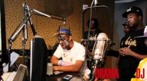 DJ Drama (@DJDrama) Interviews Odd Future (@ofwgkta) (Video)
