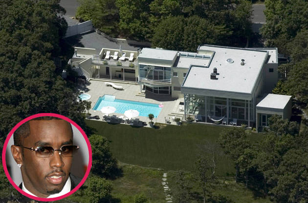 3diddy-609523665795159387 Someone Broke Into Diddy's Hampton Mansion, Ate His Food, Drunks His Ciroc & Slept In His Bed