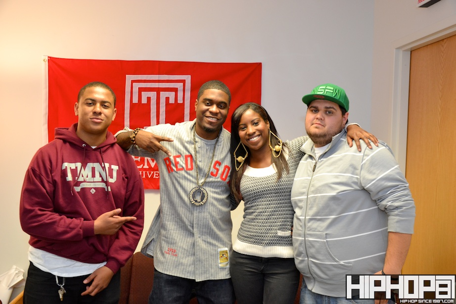 Big K.R.I.T. (@BigKRIT) Temple University In-Store Signing (4/28/12) (Video + Photos)