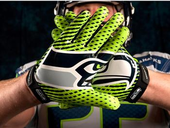NFL Unveils New Nike Uniforms & The Seahawks Jerseys Are Crazy!!!
