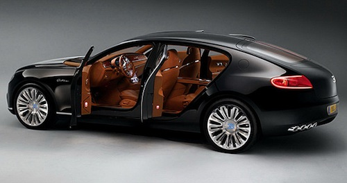 Bugatti 16C Galibier (4 Door Concept Car) Releasing 2015 (Details & Pics Inside)