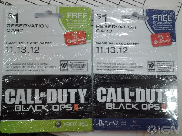 Call of Duty Black Ops 2 Will Release ….
