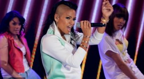 "Cassie Performs ""Kings of Hearts"" Live on 106 & Park (Video)"