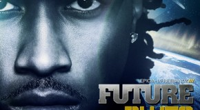 "Future's Debut Album ""Pluto"" Lands at #8 With 40,190 Units Sold"
