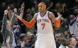 Carmelo Anthony's Madison Square Garden Magic (via @eldorado2452)