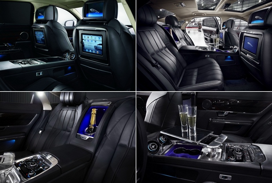 Awesome Jaguar Xj Ultimate Edition The Most Luxurious Jaguar