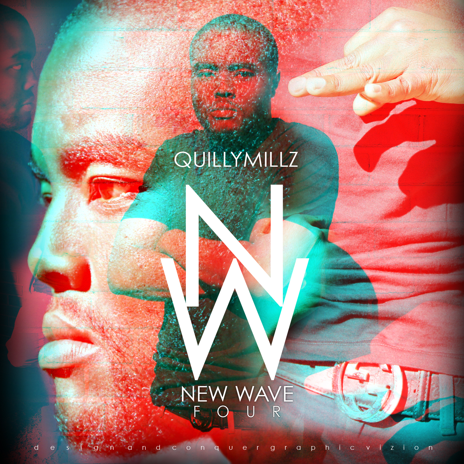 nw45 Quilly Millz - New Wave 4 (Mixtape)