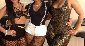 Yo Gotti Shoots A Video For I Got Dat Sack Featuring Yaris Sanchez, Maliah Michel and Keysha Dior