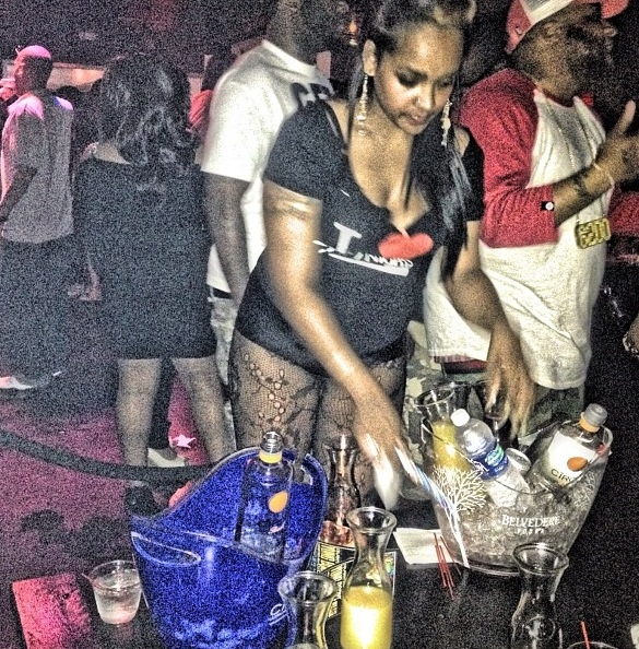BOTTLE SERVICE ATL HARLEM NIGHTS