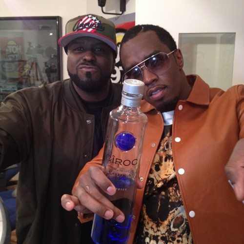 Diddy Talks Forbes List, Ma$e Return, G-Deps Murder Conviction &#038; More on Hot 97 (Audio Inside)