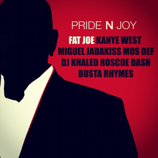 Fat Joe – Pride N Joy Ft. Kanye West, Miguel, Jadakiss, Mos Def, DJ Khaled, Roscoe Dash & Busta Rhymes (Prod. BINK!)