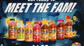 Introducing FamJuice From NBA Player Kyle Lowry, Now Available In The Tri-State Area For $1