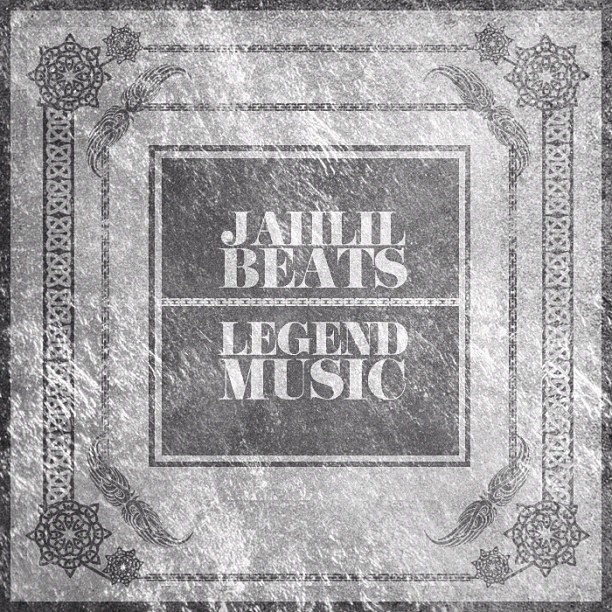 Jahlil Beats – Legend Music (Instrumental Album) Will Be Available on iTunes June 15th