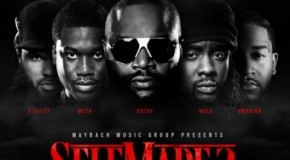 Maybach Music Group – Self Made Vol 2 (Track List)