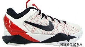 Nike Zoom Kobe VII USA (Pics and Release Date Inside)