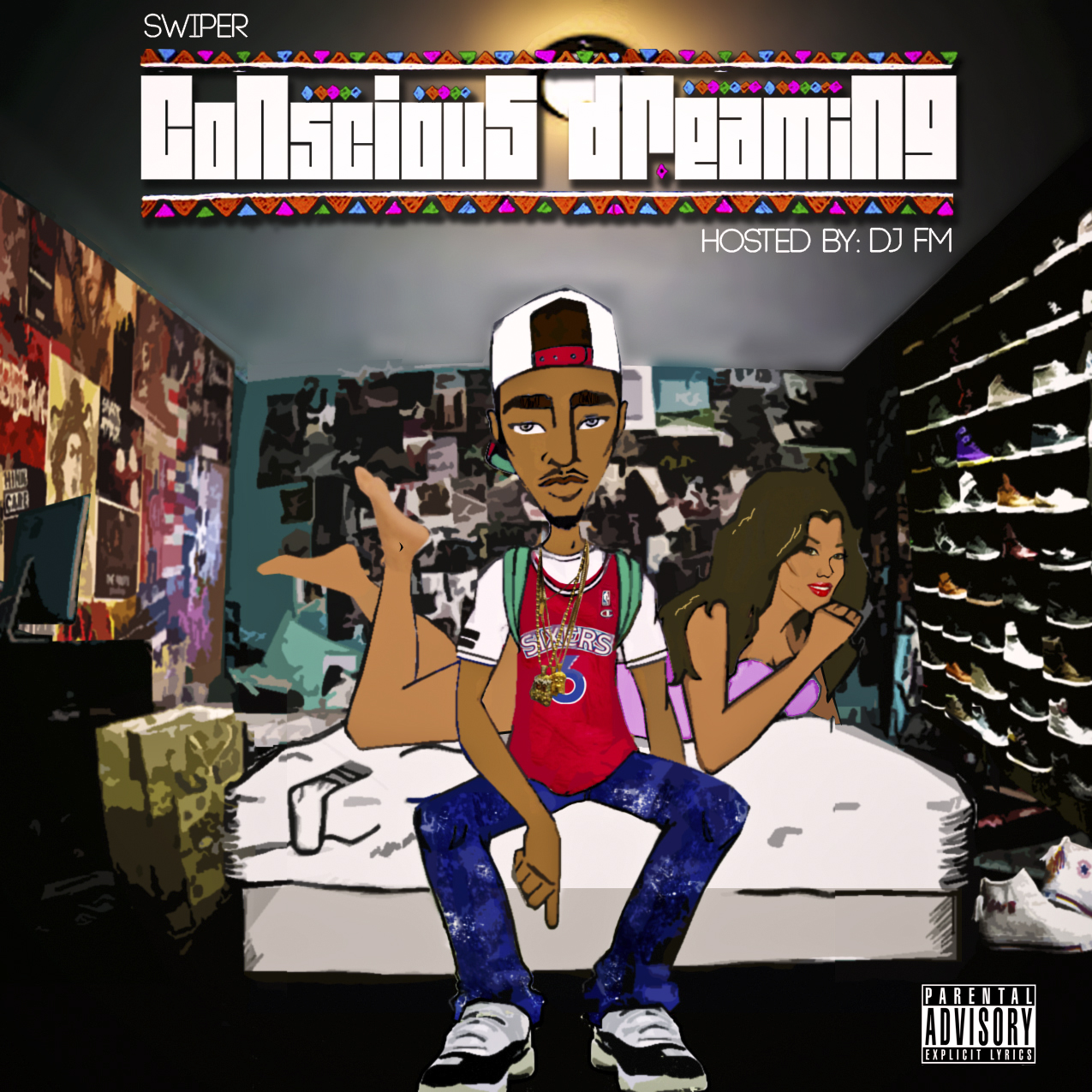 Swiper (@PhratTeam_Swipe) – Conscious Dreaming (Mixtape) (Hosted By @PhratTeam_FM)