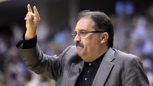 van-gundy Orlando Magic Fire Head Coach and General Manager