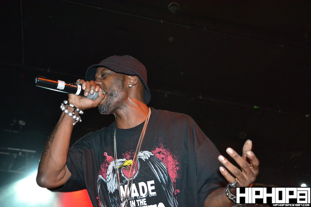 DMX Performance At The TLA Philly 6/10/12 (PHOTOS)