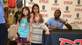 Meek Mill DTLR In-Store Livingston, NJ 6/23/12 (Photos)