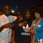 Gianni Lee, J Phenomenal records & Marsha Ambrosius The Roots Picnic 2012