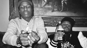 A$AP Rocky &amp; ScHoolboy Q Discuss Competition
