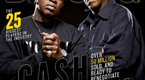Cash Money&#039;s Birdman &amp; Slim Cover Billboard Magazine