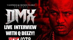 DMX Says &quot;Watch The Throne? Is That A TV Show?&quot; on Hot 107.9 (Uncensored Interview Inside)