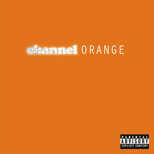 Frank Ocean – Channel Orange (Album Cover + Tracklist)
