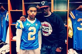 justin-combs Is Justin Combs' UCLA Scholarship about Race?