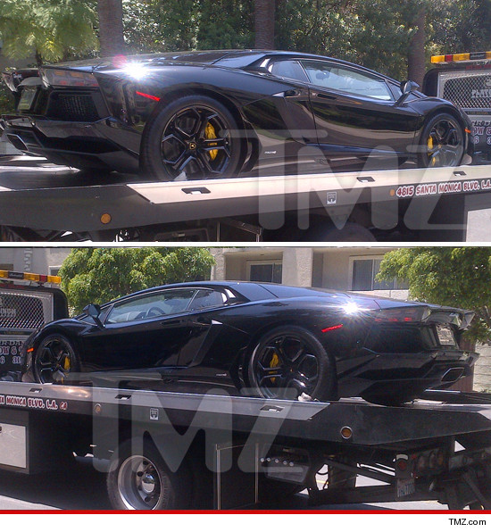 kim-kardashian-purchases-a-750000-lamborghini-aventador-lp-700-4-for-kanye-west-35th-bday-2012-HHS1987 Kim Kardashian Purchases A $750,000 Lamborghini Aventador LP 700-4 for Kanye West 35th Bday