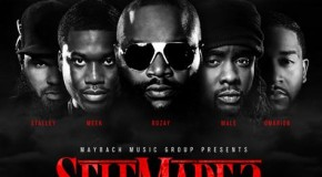 PURCHASE Maybach Music Group &#8211; Self Made 2 (iTunes Link Inside)