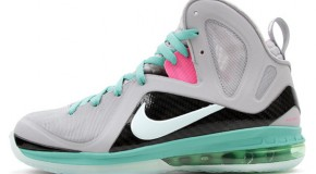 "Nike Lebron 9 P.S. Elite ""South Beach"" (Release Reminder)"