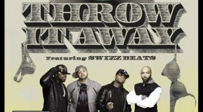 Slaughterhouse x Swizz Beatz &#8211; Throw It Away