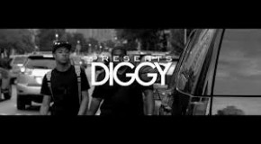 Diggy Simmons – New God Flow Freeystyle